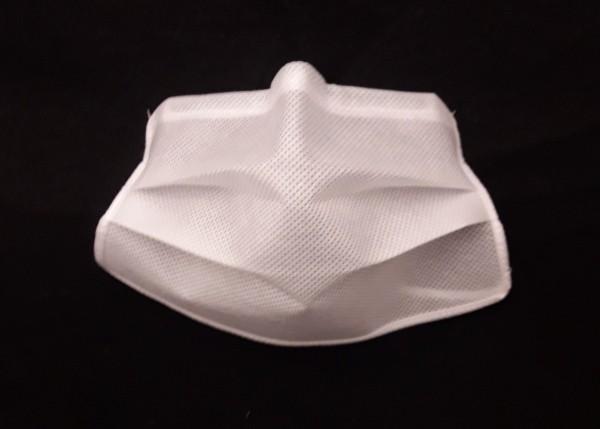 Nasenmaske mit Gummi Öko TexInkl. Nasenbügel