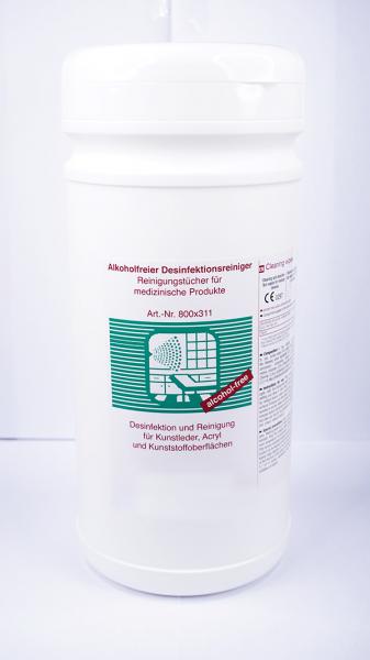 Alkoholfreies Desinfektions-Reinigungstücher